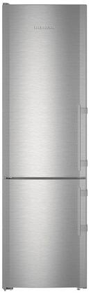 "CBS1360L 24"" Energy Star Rated Bottom Freezer Refrigerator with 11.9 cu. ft. Capacity  Ice Maker  Duo Cooling  Bio Fresh  No Frost System  and SuperCool  in"