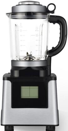CL-513 Multi-Functional Pulverizing Blender with 304 Stainless Heating Element  3.5 HP Motor  9 Preset Programs  24 Hour Timer  in Stainless