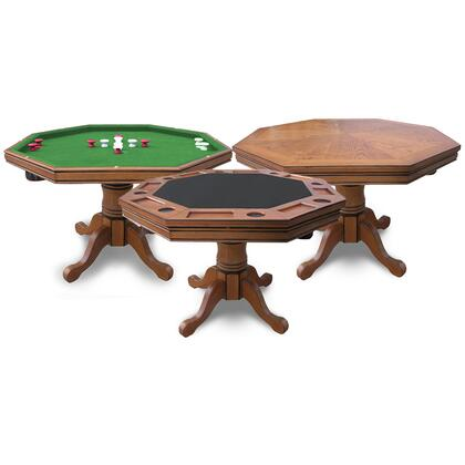"NG2351T 48"""" Kingston Oak 3-In-1 Poker"" 769503"