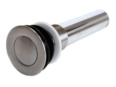 EB_D002BN 1.5 inch  Popup Drain in Brushed Nickel