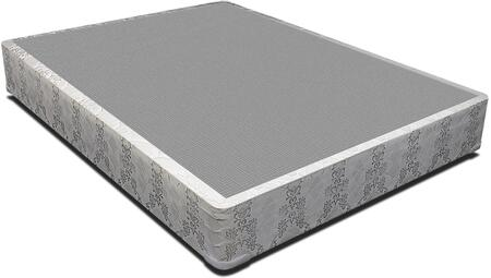emma collection mod 5734 whi 6 full extra long size mattress with top layer memory. Black Bedroom Furniture Sets. Home Design Ideas