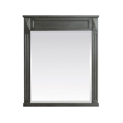 STERLING-M28-CL Sterling 28 inch  Mirror in French Gray