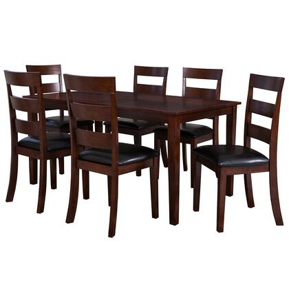 182-730A Linville 7 Pc Dining