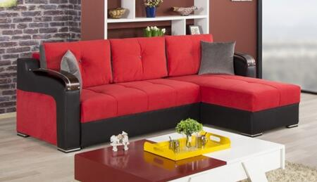 Divan Deluxe DIDESECTR Sectional with Pillows  Storage Under the Seats  Stitched Detailing  Curved Arms and Block Feet with Woodlike and Stainless Steel