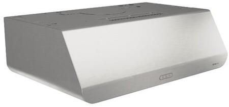 EPLEC136SS 36 inch  Spire Under Cabinet Hood With 600 CFM Internal Blower  ADA Compliant  LED Lighting  UL Listed  in Stainless