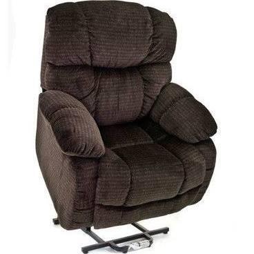 5955-UP Sleeper/Reclining Lift Chair - Ultra- Pine Cone