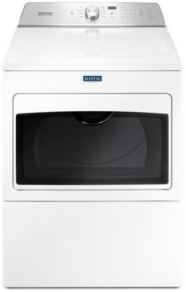 Maytag MEDB765FW 7.4 Cu. Ft. White Electric Dryer