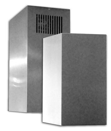 XOEDCQ Stainless Steel Telescoping Duct Cover - Fits Model XOQ Series For Ceilings up to 10'