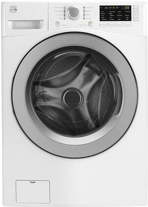 41262 27 Front Load Washer with 4.5 cu. ft. Capacity  1300 RPM Spin Speed  Smart Motion Technology and Energy Star Qualified in