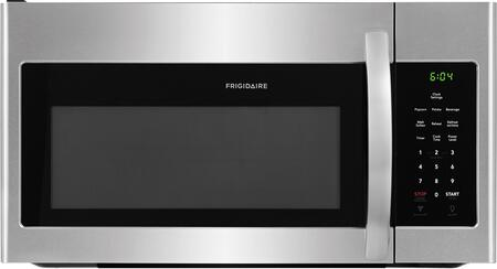 Frigidaire FFMV1645TS 30 Over the Range Microwave with 1.6 cu. ft. in Stainless Steel