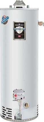 RG250S6N Residential Atmospheric Vent Gas Water Heater with 50 Gallon Capacity and 50000