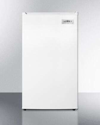 Summit FF412ES Refrigerator, White