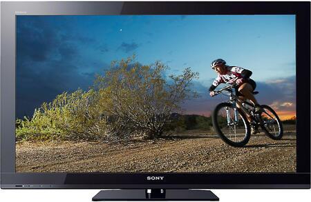 KDL-55BX520 55 inch  Full HD 1080p Resolution Bravia LCD TV With USB Input  LightSensor Technology  Dynamic Backlight Control  Digital Dolby Digital & Motionflow