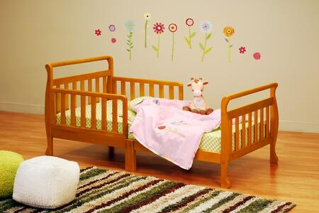 7008P Athena Anna Toddler Bed in