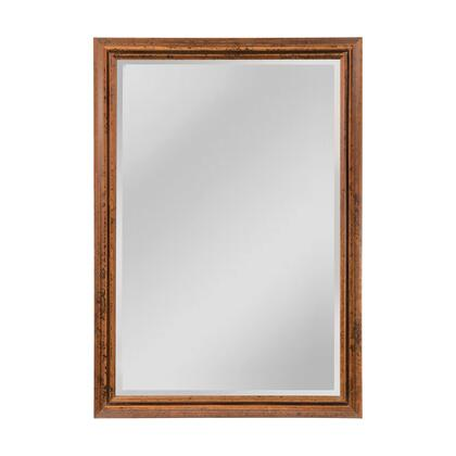 MW4500D-0047 Ogden Mirror in Florentine Light Bronze