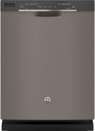 """GE 24"""" Built-In Dishwasher Slate GDF520PMJES"""