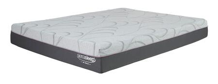 Palisades M89831 Queen Mattress with Moisture Resistant Fabric  Allergen  Dust Mite and Bed Bug Bite Proof Barrier in Light