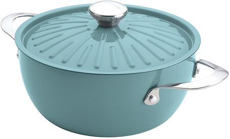 16295 4.5-Quart Covered Round Casserole  Agave 787161