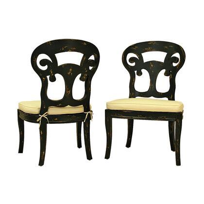 698000P Verona Club Side Chair
