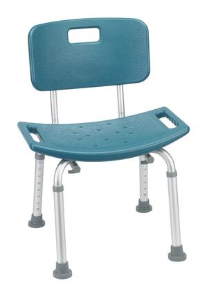 12202kdrt-1 Bathroom Safety Shower Tub Bench Chair With Back