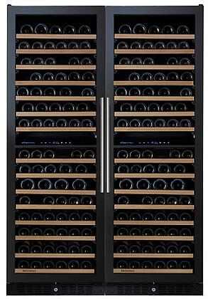 Click here for 237870366 NFinity PRO Double L Wine Cellar with 16... prices