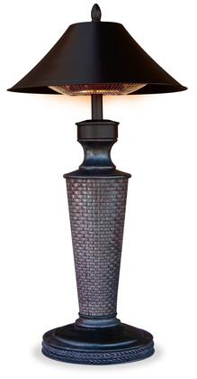 EWTR890SP Endless Summer Vacation Day Electric Patio Heater with 6-Foot Cord and Weather Resistant Hardware  Up to 4095 BTUs  Table