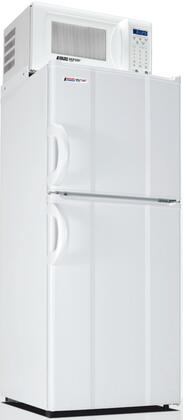 4.8MF4-7D1W 19 inch  Energy Star  ADA Compliant  Refrigerator and Microwave Combination Unit with 3.4 cu. ft. Refrigerator Capacity  1.4 cu. ft. Microwave Capacity