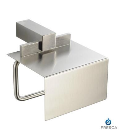 FAC1426BN Fresca Ellite Toilet Paper Holder - Brushed
