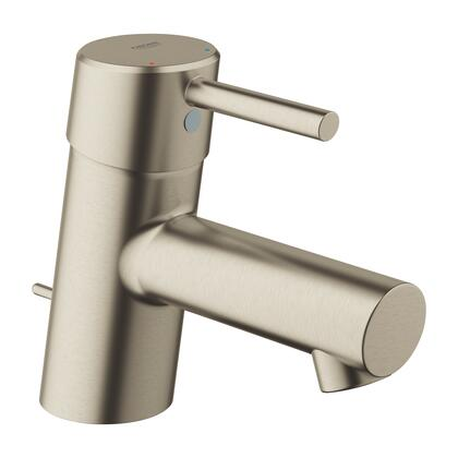 Grohe 34702EN1 Concetto Single-Handle Bathroom Faucet, X-Small, Brushed Nickel