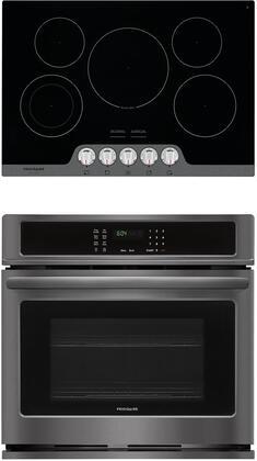 2 Piece Kitchen Appliance Package with FFEW3026TD 30