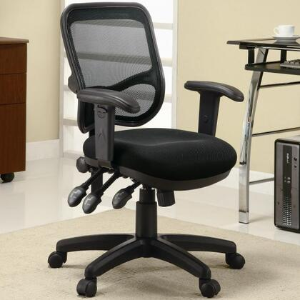 800019 Office Chairs Contemporary Mesh Office Task Chair by