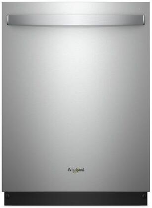 "Whirlpool 24"" Built-In Dishwasher Stainless steel WDT750SAHZ"