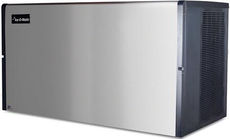 ICE1406HA ICE Series Modular Half Cube Ice Machine with Air Condensing Unit Harvest Assist  Superior Construction  Filter-Free Air & Cuber Evaporator in