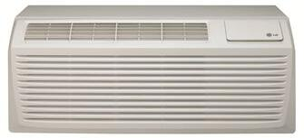 "LP126CD3B 42"" Packaged Terminal Air Conditioner With 12 200 BTUs Cooling Capacity  420 CFM  11.9 EER  265V  Heat/Cool  R-410A  Energy Saving Mode  Defrost"