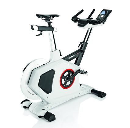 7938-150 RACER 7 Exercise Bike with Blue Backlit 7-function LCD Computer Display  Powder Coated  High Carbon Steel Frame and Poly