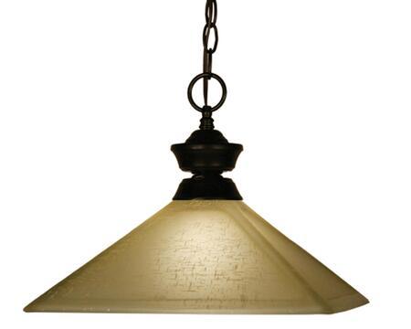 Pendant Lights 100701BRZ-MGL13 13