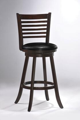 96088 Tabib 29 inch  High Bar Chair in Cherry