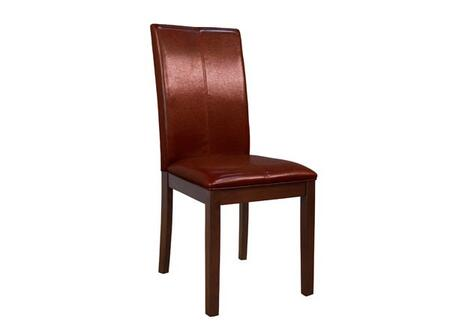 PRSES222K Curved Back Parson Chair