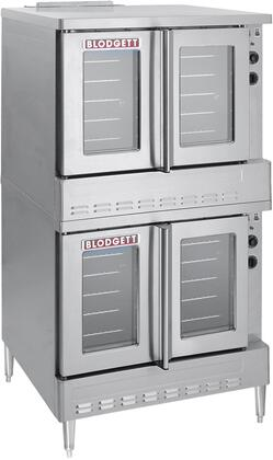 SHO-100-E DBL 39 inch  Economy Series Full Size  Standard Depth Electric Double Convection Oven with Dual Pane Thermal Glass Windows  Triple Mounted Pressure Lock