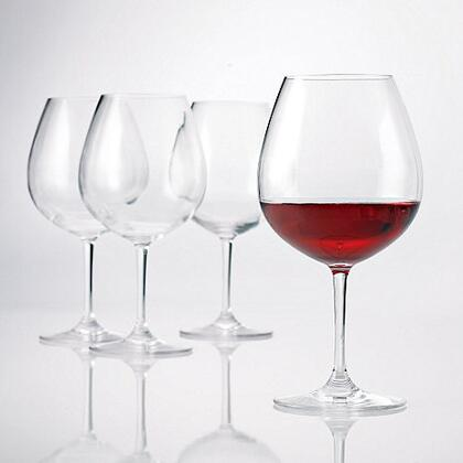 07660104 Indoor/Outdoor Pinot Noir Wine Glasses(Set of