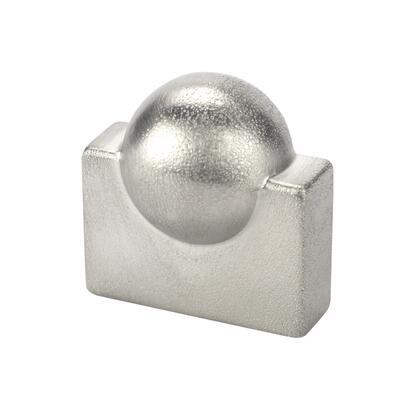 Z40680160041 Knob With Center Ball 16Mm..Bright