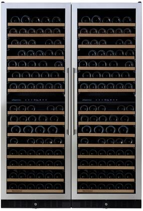 Click here for 237870266 NFinity PRO Double L Wine Cellar with 16... prices