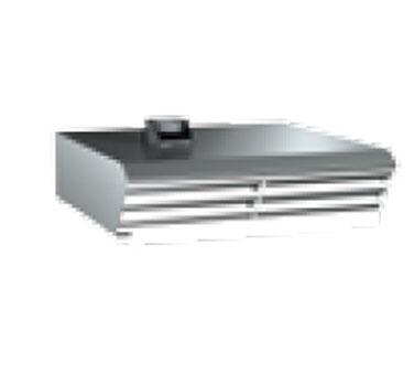 XAC625 Hood with Steam Condenser For Models: XAV1605P-208/ XAV1605P-240/ XAV1605PL-208/
