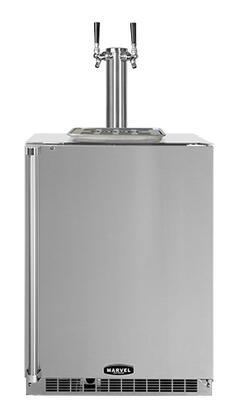 60HKTSSBLR Solid Stainless Steel Door 24