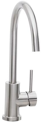 LFK Professional Outdoor Stainless Steel Gooseneck Faucet for use with LSK24 and