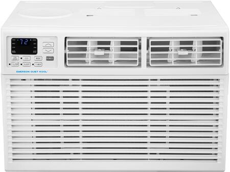 Emerson Quiet Kool EARC15RE1, White 15,000 BTU 115V window air conditioner with remote