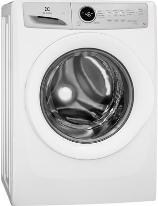 Electrolux EFLW317TIW 27 Front Load Washer with 4.3 cu. ft. Capacity IQ-Touch Control Reversible Door ENERGY STAR and NSF Certified in Island