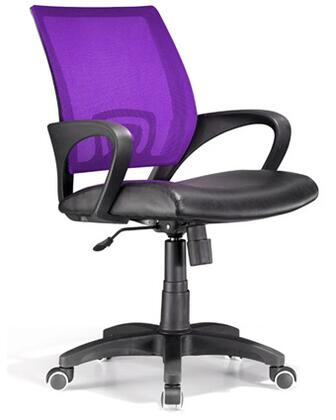 OFC-OFFCR TNG Modern Officer Height Adjustable Modern Office Chair with Swivel in