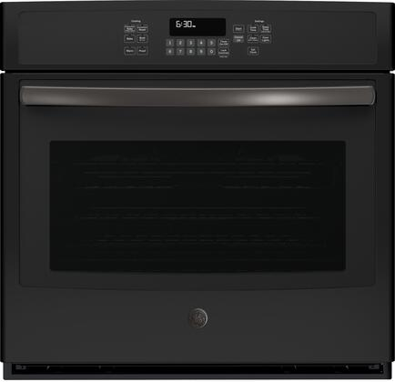 JT5000FMDS 30 Built-In Single Wall Oven with 5 cu. ft. Capacity  3 Self-Clean Heavy Duty Oven Racks  Self Clean  Steam Clean  and Convection  in