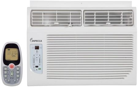 IWA10-KR15 Electronic Controlled Window Air Conditioner with Remote  4 Way Air Direction  Auto Restart  Clean Filter Indicator  Installation Kit  24 Hour Delay